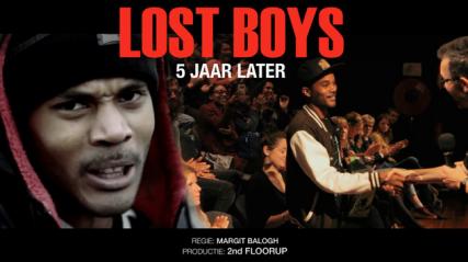 180 co-financier van docu 'Lost boys 5 jaar later'